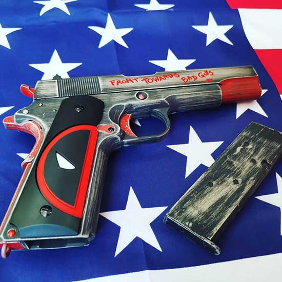 1911 Deadpool AW Custom